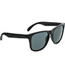 BLK21-SM-7906 - Plastic & Wheat Straw Sunglasses