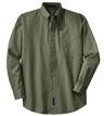 S600TA - Long Sleeve Twill Shirt