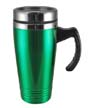 04005-02 - 16 oz. Stainless Steel Tumbler w/ Handle