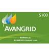 IB1-100EGIFTCARD - $100 Avangrid Electronic Gift Card