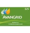 IB1-25EGIFTCARD - $25 Avangrid Electronic Gift Card
