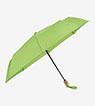 "BLK21-2051-11 - 42"" Recycled PET Auto Folding Umbrella"