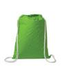 BLK21-LT-4296 - Cotton String-A-Sling Backpack