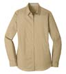 LW100 - Ladies' Long Sleeve Carefree Shirt