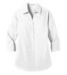 LW102 - Ladies' 3/4-Sleeve Carefree Shirt
