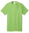 IB1-PC54 - Embroidered 100% Cotton Tee
