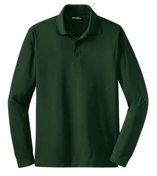 L/S Micropique Sport-Wick Sport Shirt
